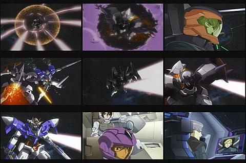 機動戦士ガンダム00 2nd season10-4