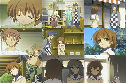 CLANNAD 〜AFTER STORY〜10-3