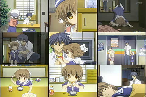 CLANNAD 〜AFTER STORY〜17-5