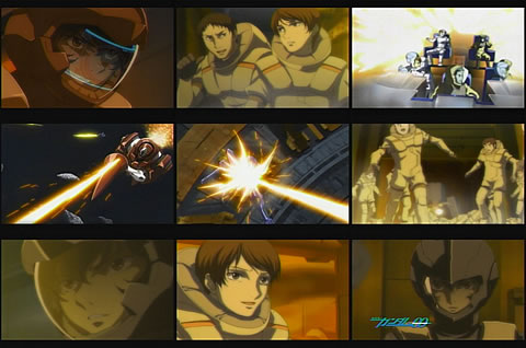 機動戦士ガンダム00 2nd season 01-3
