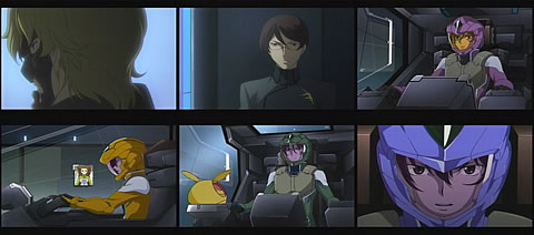 機動戦士ガンダム00 2nd season06-7