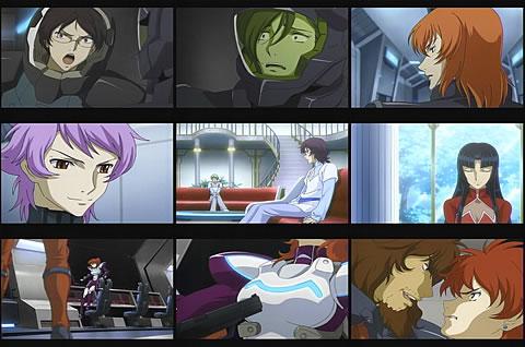 機動戦士ガンダム00 2nd season10-6