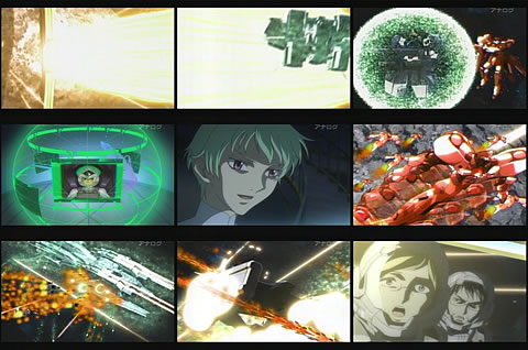 機動戦士ガンダム00 2nd season23-4