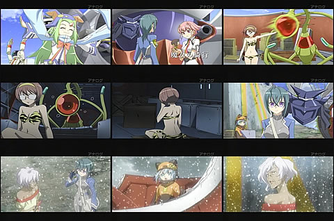 宇宙をかける少女15-3